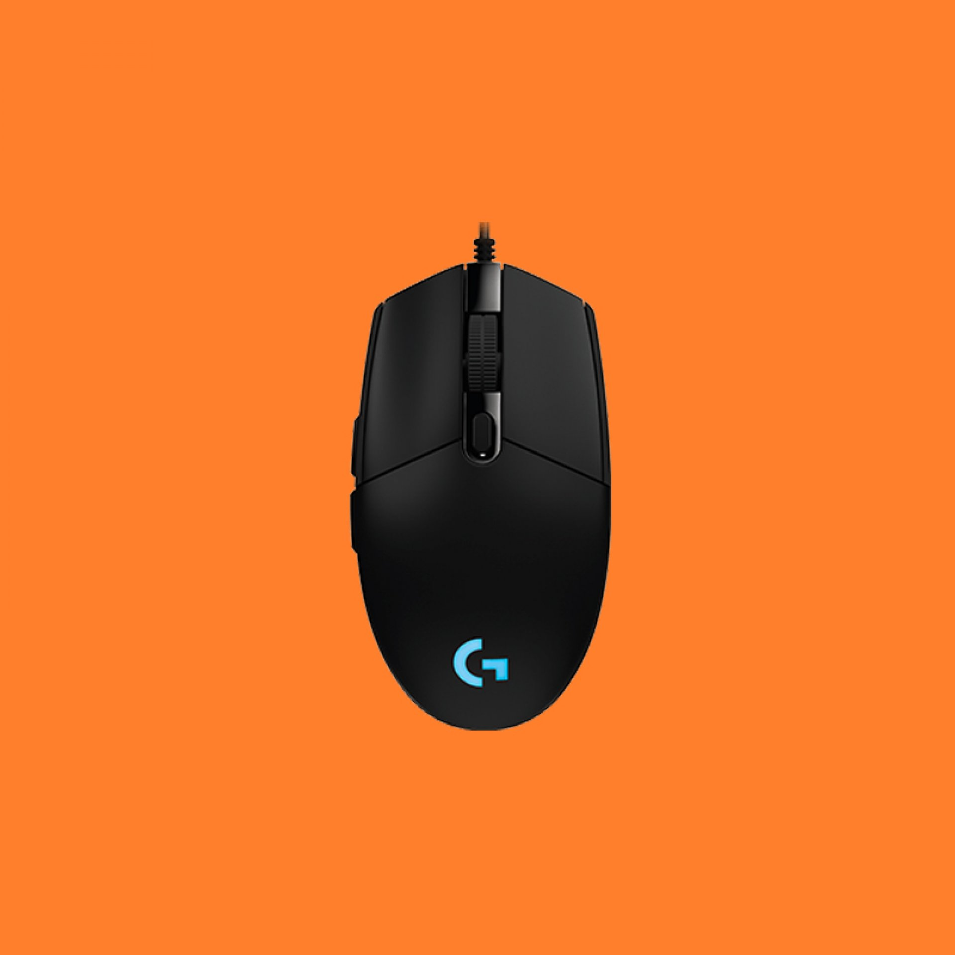 LOGITECH G102 PRODIGY Wired Gaming Mouse - (8000DPI, Optical Sensor, RGB Lighting, 1000Hz Polling Rate)