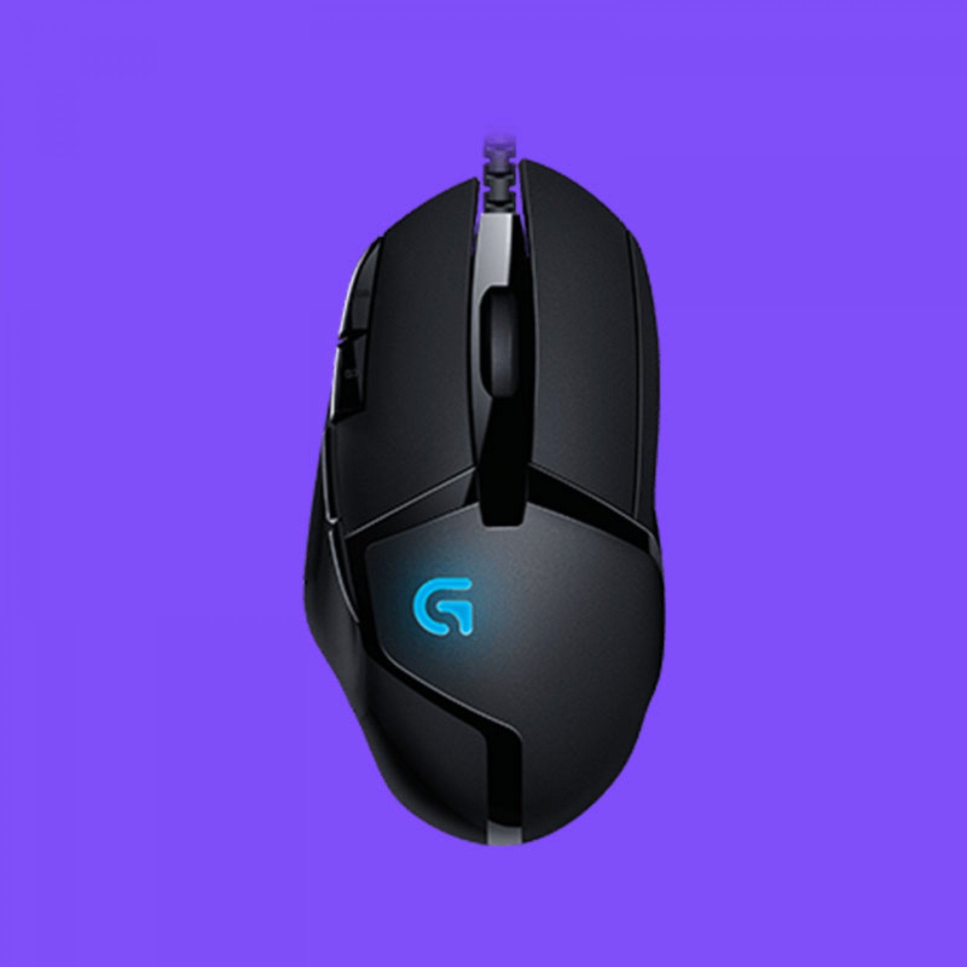 LOGITECH G402 HYPERION FURY Wired Gaming Mouse - (4000 Dpi, Optical Sensor, 1000 Hz Polling Rate)