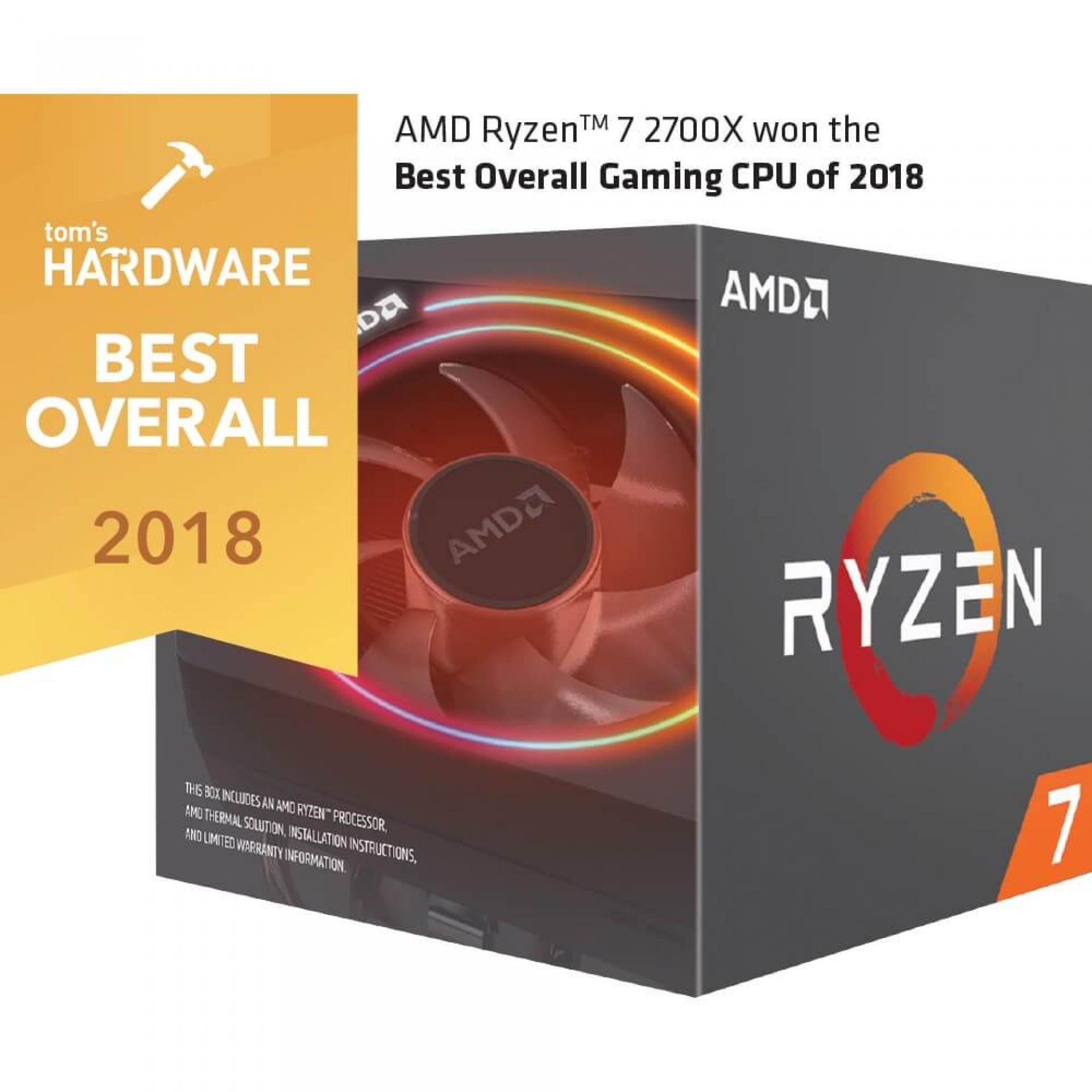Buy Amd Octa Core Ryzen 7 2700X at Lowest Price in India