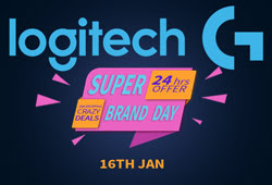 Logitech Gaming Brand Day